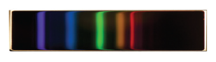 Linear Variable Filter | NIR Bandpass, 550-1000nm, 60 x 12 x 2.5mm