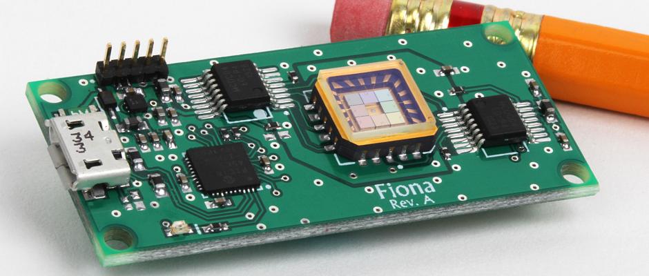 PixelSensor | Multispectral Photodiodes