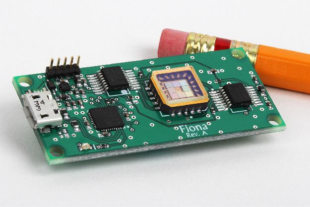 PixelSensor | 8-Band VIS + NIR Spectral Sensor with OEM Electronics Board
