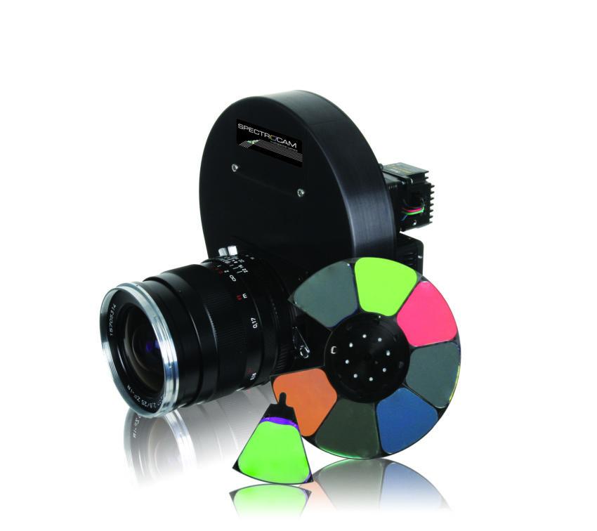 UV/VIS SpectroCam