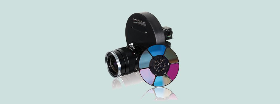 SpectroCam MultiSpectral Wheel Cameras